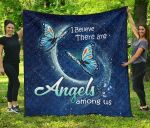 Butterfly Angel Premium TH1207 Quilt