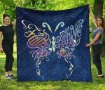 Butterfly Faith Hope TH1207 Quilt
