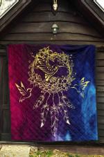 Hummingbirds Dreamcatcher TH1207 Quilt