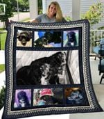 Border Collie TH1207 Quilt