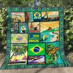 Brazil 5 Blanket TH1307 Quilt