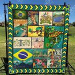 Brazil 2 Blanket TH1307 Quilt