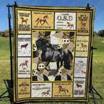 Horse1 Blanket TH1307 Quilt