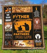 Hunting 2 Blanket TH1307 Quilt