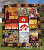 Hong Kong Blanket TH1307 Quilt