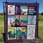 Chile 3 Blanket TH1307 Quilt