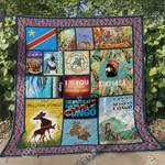 Congo Blanket TH1307 Quilt