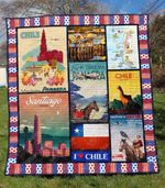 Chile 1 Blanket TH1307 Quilt