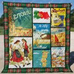 Portugal 4 Blanket TH1307 Quilt