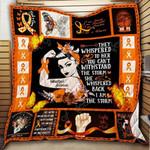 Multiple Sclerosis Warrior Blanket KC1207 Quilt
