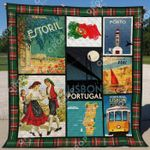 Portugal 2 Blanket TH1307 Quilt