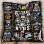 Truck Driver Blanket KC1207 Quilt