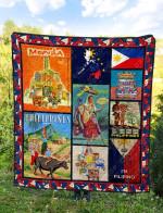 Philippines 2 Blanket TH1307 Quilt