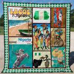 Nigeria Blanket TH1307 Quilt