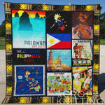 Philippines 5 Blanket TH1307 Quilt