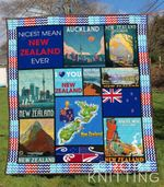 New Zealand Blanket TH1307 Quilt