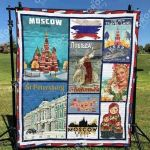 Russia Blanket TH1307 Quilt