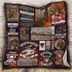 Ironworkers Blanket KC1207 Quilt