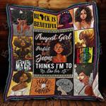 August Girl Blanket KC1207 Quilt