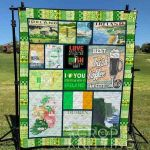Ireland Blanket TH1307 Quilt