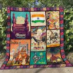 India Blanket TH1307 Quilt