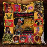 August Black Queens Blanket KC1207 Quilt