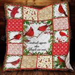 Cardinal Bird Blanket KC1207 Quilt