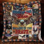 Eagle Blanket KC1207 Quilt