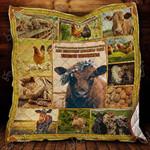 Farm Life Blanket KC1207 Quilt