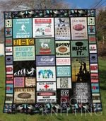 Rugby 2 Blanket TH1307 Quilt