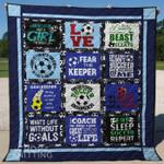 Soccer 8 Blanket TH1307 Quilt