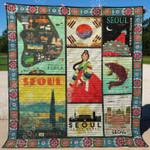 South Korea Blanket TH1307 Quilt