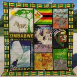 Zimbabwe Blanket TH1307 Quilt