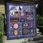 Witch Wicca Blanket TH1307 Quilt