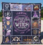 Wicca Witch Blanket TH1307 Quilt