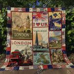 United Kingdom 1 Blanket TH1307 Quilt