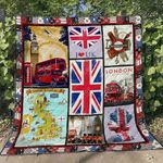 United Kingdom Blanket TH1307 Quilt
