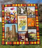 Uganda 1 Blanket TH1307 Quilt