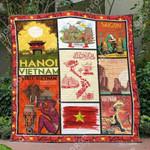 Vietnam Blanket TH1307 Quilt