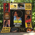 Black Women Ver1 Blanket TH1507 Quilt