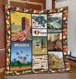 Belgium Blanket TH1507 Quilt