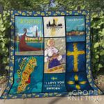 Sweden 2 Blanket TH1307 Quilt