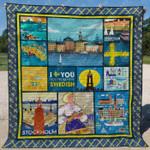 Swedish Blanket TH1307 Quilt