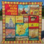 Spanish 2 Blanket TH1307 Quilt