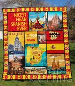 Spainish 1 Blanket TH1307 Quilt