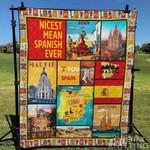 Spainish Blanket TH1307 Quilt