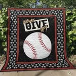 Baseball Ver1 Blanket TH1507 Quilt