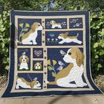 Beagle Blanket TH1507 Quilt