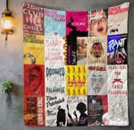 Chuck Palahniuk Blanket TH1507 Quilt