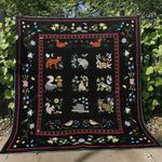 Animal Ver1 Blanket TH1507 Quilt